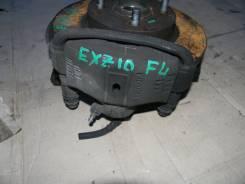 Суппорт тормозной. Toyota Raum, EXZ10 Двигатель 5EFE