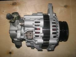 Генератор. Mitsubishi Pajero, V24V, V24W, V24C, V44W, V24WG, V44WG Mitsubishi Delica Двигатель 4D56