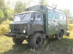 ГАЗ 66. Продается ГАЗ-66( автобаня либо шасси), 4 250 куб. см., 4 000 кг.