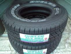 Bridgestone Dueler H/T D684. Летние, 2013 год, без износа, 4 шт