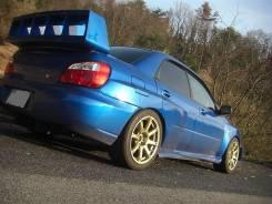 Расширитель крыла. Subaru Impreza WRX, GDB. Под заказ