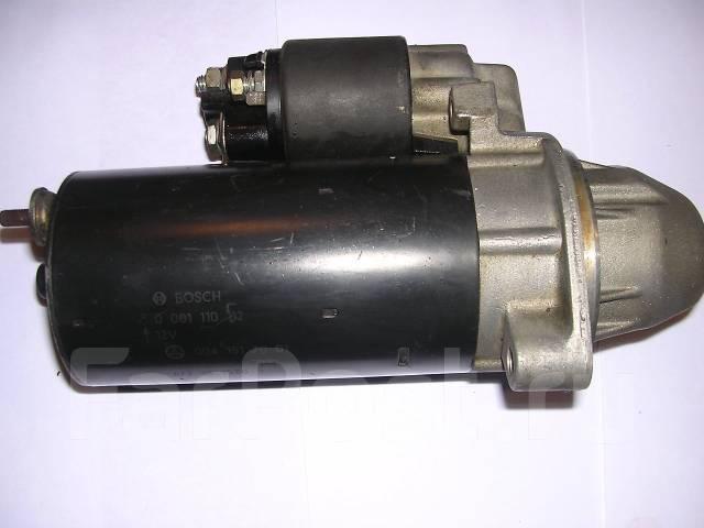 стартер на 104 двигатель мерседес