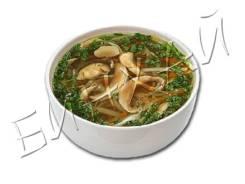 Грибной суп (чашка)