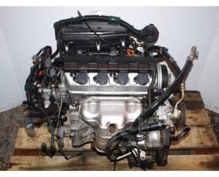 Двигатель в сборе. Honda Civic Двигатель D17A