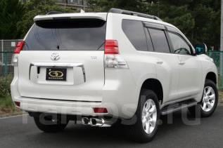 Выхлопная система. Toyota Land Cruiser, FJ61V, HJ60V, BJ61V Toyota 4Runner Toyota Land Cruiser Prado Двигатели: 2F, 2H, 3B. Под заказ