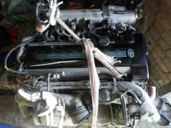 Двигатель. Toyota Aristo, JZS161 Двигатели: 2JZGE, 2JZGTE