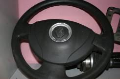 Руль. Renault Logan