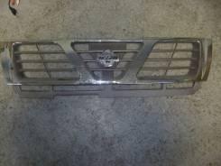 Решетка радиатора. Nissan Patrol, Y61 Двигатели: ZD30DDTI, ZD30
