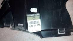 Защита бампера. Renault Sandero Renault Logan Двигатели: D4D, D4F, K7M, K7J, K9K, K4M