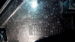Накладка на дверь багажника. Mitsubishi Outlander, GF7W, CW5W, GF8W, CW6W, CW4W Двигатели: 4J11, 4B12, 4J12, 6B31, 4B11
