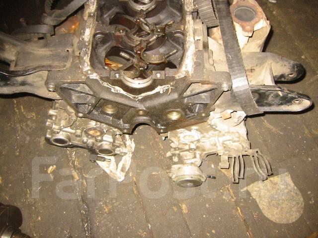 Двигатель в сборе. Mitsubishi Pajero Mitsubishi Sigma, F11A Mitsubishi Diamante, F11A Двигатель 6G72