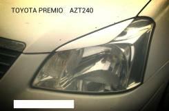 Накладка на фару. Toyota Premio, AZT240