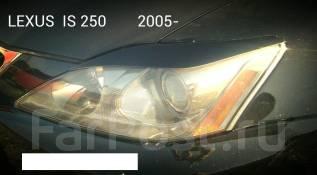Накладка на фару. Lexus IS250