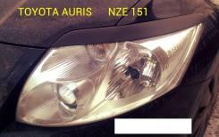Накладка на фару. Toyota Auris, NZE151, NZE151H