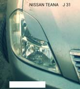 Накладка на фару. Nissan Teana, J31