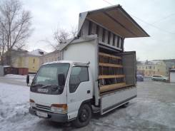 Isuzu Elf. Продам Isuzu ELF (Будка бабочка), 4 600 куб. см., 3 000 кг.