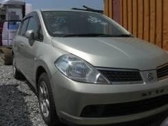 Блок управления airbag. Nissan Tiida, C11 Двигатель HR15DE