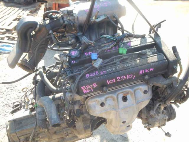 Двигатель B20B для Honda