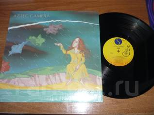NEW WAVE ! Aztec Camera - Knife - 1984 - USA LP