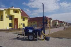 Продается гидравлическая буровая установка Gidrobur-G5. 1куб. см.