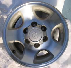 """Колпаки для литых дисков Toyota Land Cruiser 80 комплект. Диаметр Диаметр: 16"""", 4 шт."""