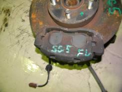 Суппорт тормозной. Subaru Forester, SG5 Двигатель EJ20