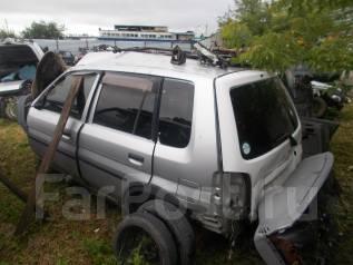 Mazda Demio. DW5W AKPP, B5 AKPP