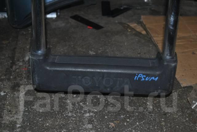 Лестница. Toyota Ipsum, SXM10, SXM10G Двигатель 3SFE