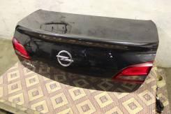 Крышка багажника. Opel Astra Двигатель A16XER