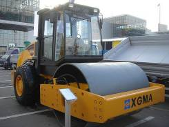 Xgma. Каток дорожный XGMA XG6121
