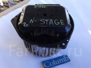 Мотор печки. Nissan Stagea