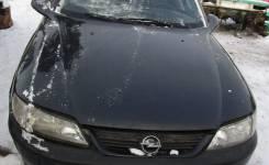 Капот. Opel Vectra