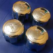 "Комплект колпаков для литых дисков Mitsubishi Pajero Delica. Диаметр Диаметр: 15"", 1 шт."