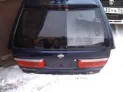 Дверь багажника. Nissan R'nessa, N30