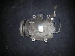 Компрессор кондиционера. Honda Fit, GE8 Двигатель L15A