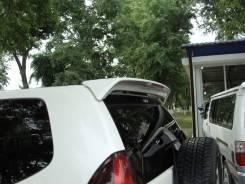 Спойлер. Lexus GX470, UZJ120 Toyota Land Cruiser Prado, TRJ120W, GRJ120W, TRJ12, KDJ121W, GRJ121W, RZJ125W, GRJ121, TRJ120, KDJ120, TRJ125, TRJ125W, K...