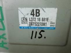 Блок управления двс. Mazda Axela, BK3P Двигатель L3VE