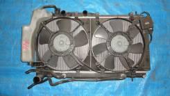Радиатор охлаждения двигателя. Subaru Legacy Wagon, BPE Subaru Legacy B4, BLE Subaru Legacy, BLE, BPE Subaru Outback, BPE Двигатель EZ30