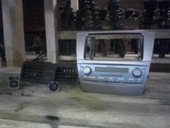 Блок управления климат-контролем. Toyota Camry, ACV40 Двигатель 2AZFE