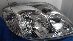 Фара. Toyota Corolla, ZZE123L, CE120, CE121, NZE124, CDE120, ZRE120, ZZE121L, ZZE120L, ZZE120, ZZE121, ZZE122, NZE120, ZZE123, NZE121, ZZE124, NDE120...