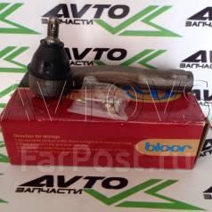 Наконечник рулевой. Subaru Alcyone, AX4 Subaru Leone, AA2, AG4, AL2, AP2 Двигатели: EA82T, EA71, EA81