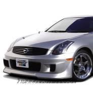 Бампер. Infiniti G35 Nissan Skyline, V35