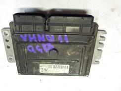 Коробка для блока efi. Nissan Wingroad, WHNY11 Двигатель QG18DE