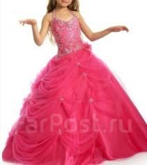 4d7ae36ca4b Шикарное бальное платье ! Дизайнерская работа - Детская одежда в Артеме