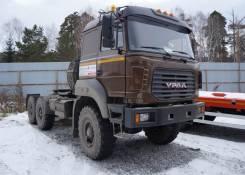 Урал 44202. Тягач -3511-82М полноприводный, 1 000 куб. см., 38 000 кг.