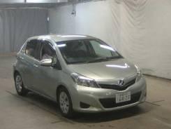 Toyota Vitz. NSP130KSP131