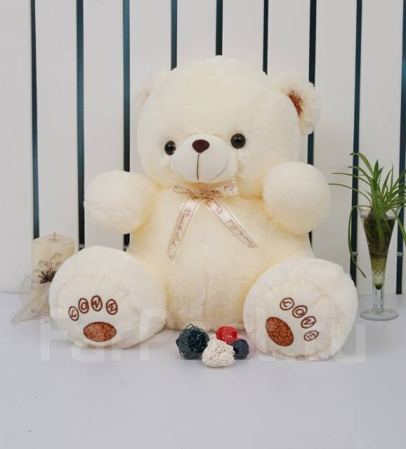 Медведь на подарок фото