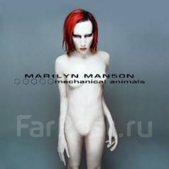 Marilyn Manson. Mechanical Animals (CD/фирм. )
