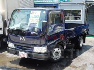 Mazda Titan. Бортовой грузовик , 4 300 куб. см., 2 000 кг. Под заказ