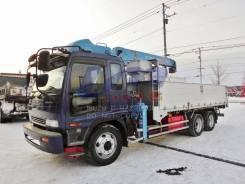 Isuzu Forward. Бортовой Манипулятор , 8 200 куб. см., 10 000 кг. Под заказ